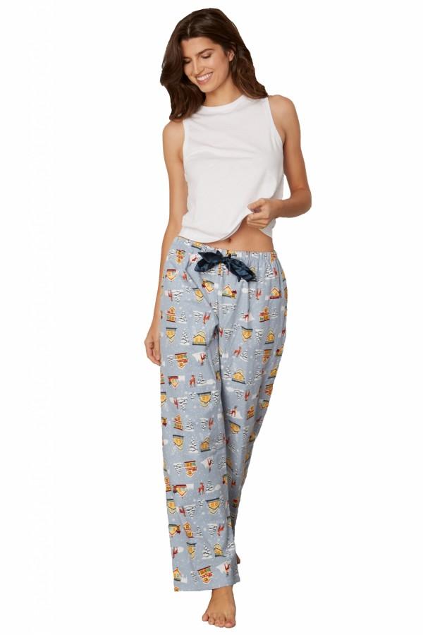 Kayanna Flannel Pajama Pant