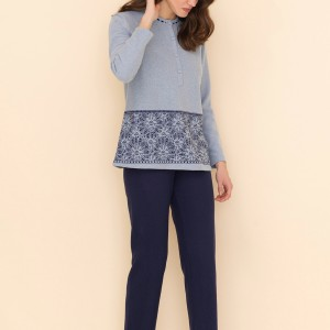 Kayanna Linclalore Two-Piece Loungewear