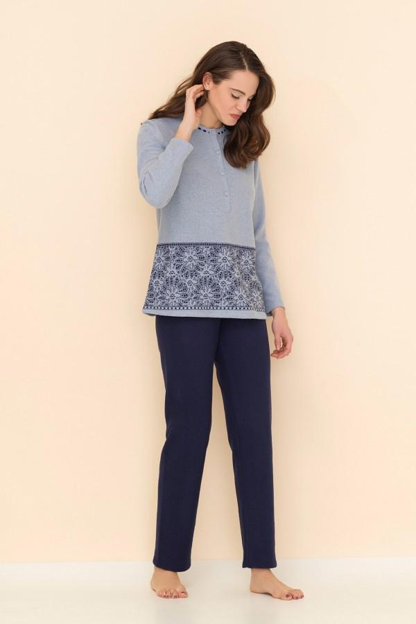 Kayanna Linclalore Two-Piece Loungewear