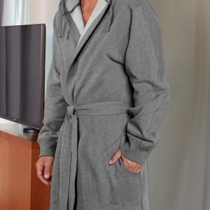 Kayanna Sweatshirt Robe