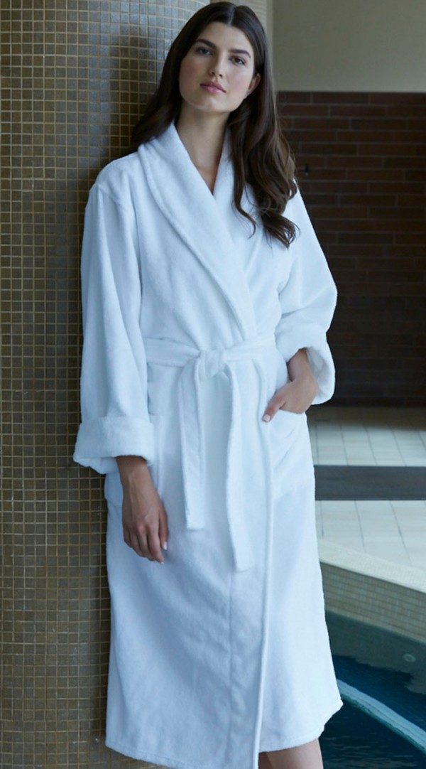 Kayanna Spa Plush Robe